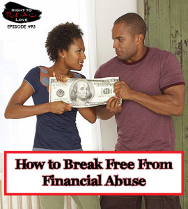 How to Break Free From Financial Abuse