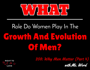 Why Men Matter (Part 4)