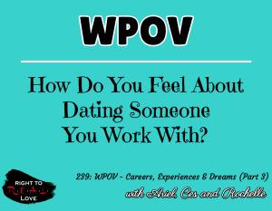 WPOV - Careers, Experiences & Dreams (Part 3)