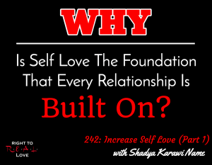 Increase Self Love (Part 1) with Shadya Karawi Name