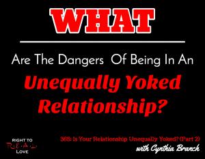 unequally yoked relationship
