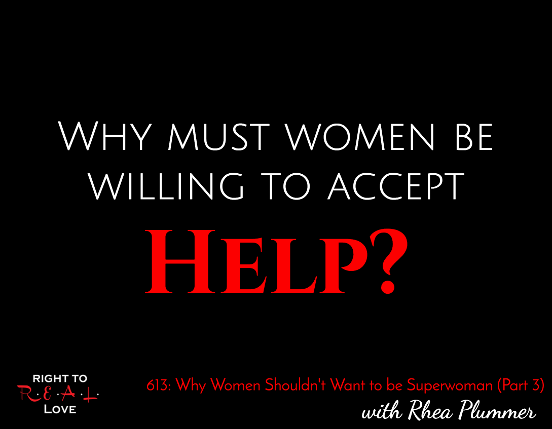 Why Women Shouldn't Want to be Superwoman (Part 3)