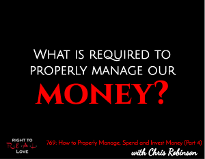 How to Properly Manage, Spend and Invest Money (Part 4)