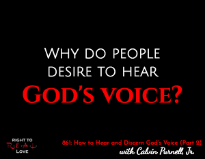 How to Hear and Discern God's Voice (Part 2)
