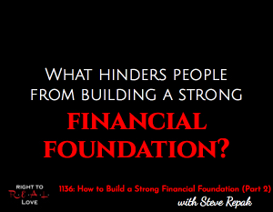How to Build a Strong Financial Foundation (Part 2)