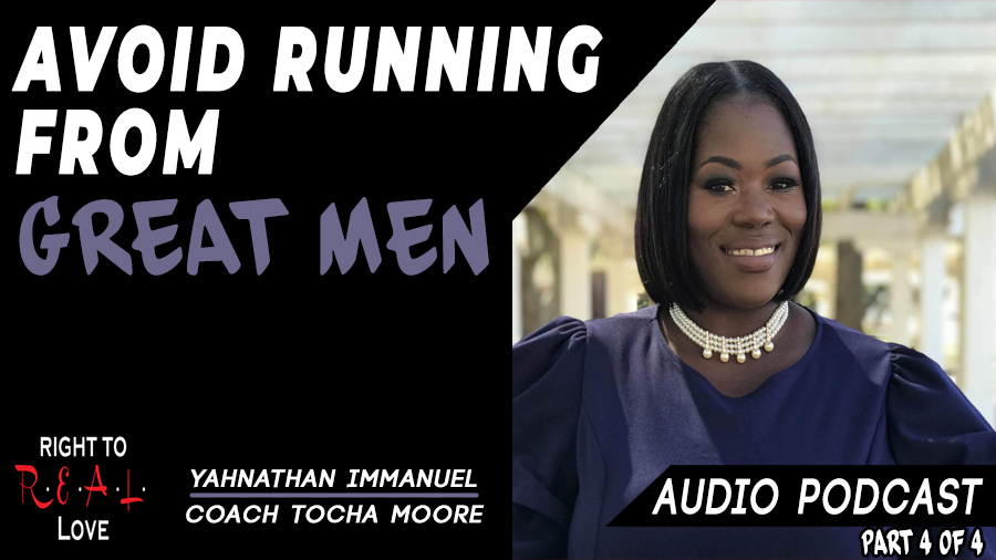 Avoid Running From Great Men