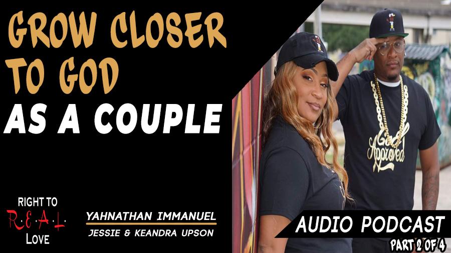 grow closer to God as a couple