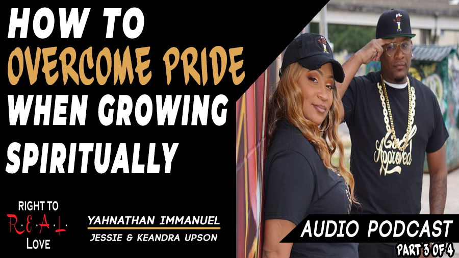 how to overcome pride when growing spiritually