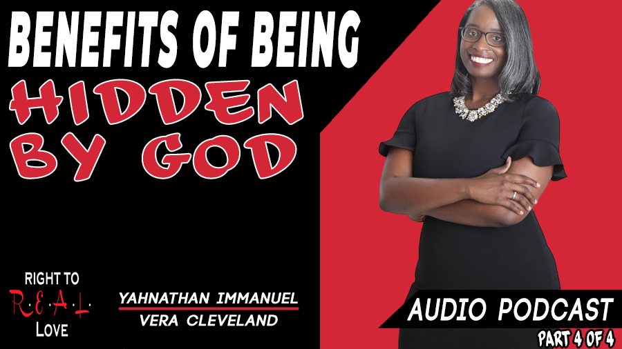 Benefits of Being Hidden by God