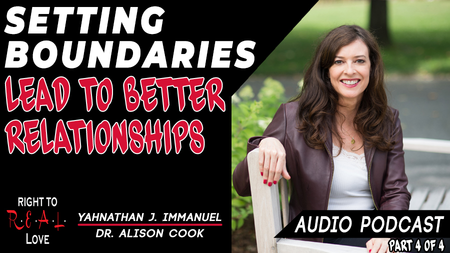 Setting Boundaries Lead to Better Relationships