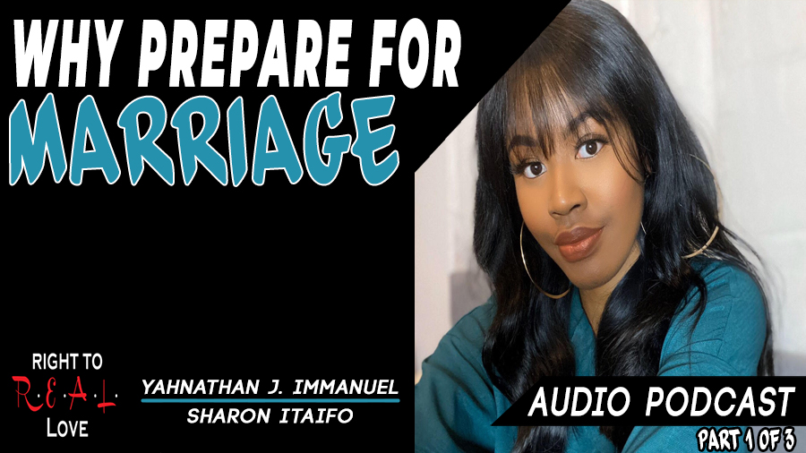 Why Prepare for Marriage